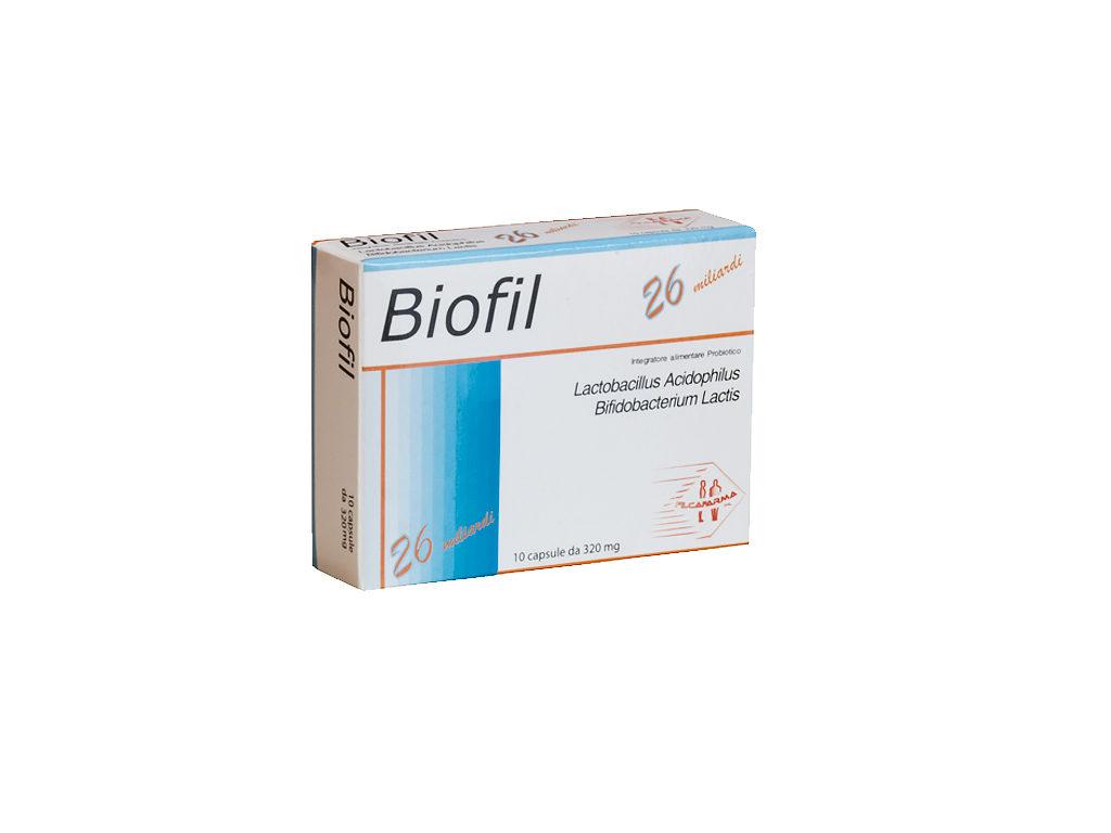 Biofil 26 Miliardi
